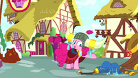 """Pinkie Pie """"it's just a silly instrument"""" S8E18"""