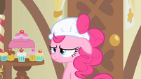 Pinkie Pie comes to realize S2E13