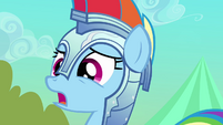 "Rainbow Dash ""I'll take it easy on you next time"" S3E02"