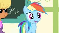 """Rainbow Dash """"all you gotta do"""" S4E05"""