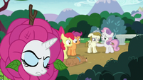 """Rarity """"anger is no excuse for poor manners"""" S7E6"""