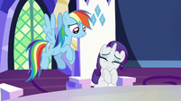 """Rarity """"they'll be silky and warm"""" S7E11"""