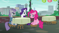 Rarity --your hooves must be sparkling clean!-- S6E3