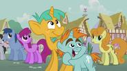 S03E05 Snips śmieje się z Rainbow Dash
