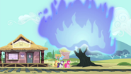 S04E11 Drzewo spłonęło