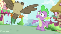 Spike -it's the perfect plan!- S4E23