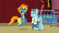 """Spitfire """"Or today"""" S5E15"""
