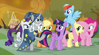 """Star Swirl """"nopony is meant to handle this"""" S9E2"""