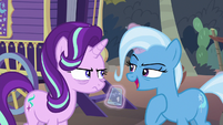 "Trixie ""I guess we'll have to resupply"" S8E19"