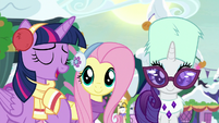 """Twilight """"ready to celebrate by then!"""" MLPBGE"""