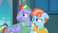 """Windy Whistles """"great job yelling at us, sweetie"""" S7E7"""