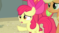Apple Bloom -and what about your hip-- S4E20