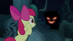 Apple Bloom confronted by her shadow S5E4.png
