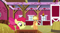 """Applejack """"I know you're excited"""" S9E10"""