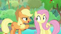 """Applejack """"when do we ever argue?"""" S8E23"""