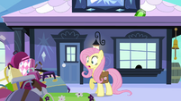 Fluttershy surprised -oh my goodness!- S03E11