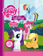 MLP Welcome to Ponyville Surprise Pop-Up Book cover