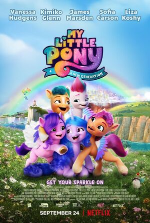 My Little Pony A New Generation 'Get Your Sparkle On' poster.jpg