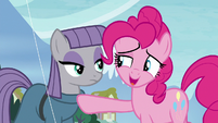 """Pinkie Pie """"maybe you could settle"""" S8E3"""