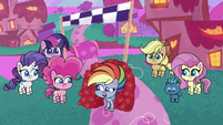 """Rainbow """"live up to anypony else's standards"""" PLS1E2b"""