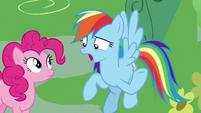 "Rainbow ""the Wonderbolts aren't cool!"" S8E20"