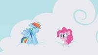Rainbow Dash 'Pinkie, you're so random' S1E5