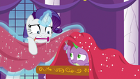 """Rarity """"have to do with sequins!"""" S9E13"""