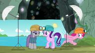 S07E04 Pinkie przygotowuje plan zdjęciowy