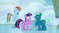 """Sky Stinger """"absolutely zero doubts about myself"""" S6E24"""