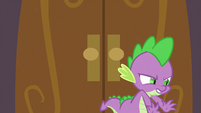 Spike 'Gotta stay strong' S3E2