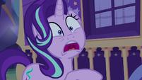 "Starlight Glimmer ""a changeling!"" S6E25"