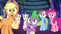 Twilight's friends still in awe EG2