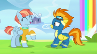 """Windy Whistles """"they're mostly just for swimming"""" S7E7"""