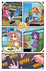 Equestria Girls Holiday Special page 4