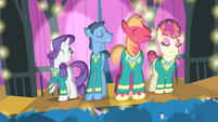 Ponytones 'Got the music in you' S4E14