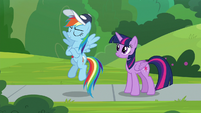"""Rainbow """"I don't know why they would"""" S9E15"""