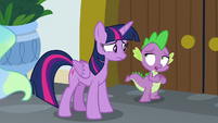 """Spike """"that's what it is"""" S8E7"""