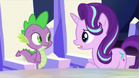 """Starlight """"protect it from what?"""" S6E1"""