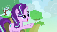 "Starlight Glimmer ""straight to the changeling hive!"" S7E17"