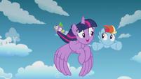 "Twilight ""I've seen you do it!"" S5E25"