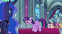 """Twilight """"and because of me"""" S9E2"""