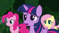"""Twilight """"it's fine to look up to Daring Do"""" S4E04"""