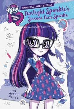 Twilight Sparkle's Science Fair Sparks cover.png