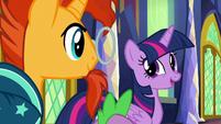 "Twilight Sparkle ""nopony outside of Ponyville"" S8E8"