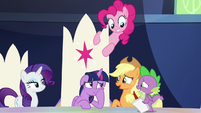 """Applejack """"we just know you have a process"""" S9E1"""