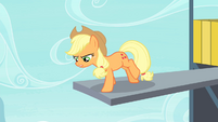 Applejack -the most fool-pony thing I've ever seen- S4E20