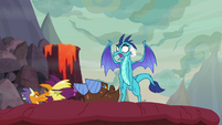 """Ember """"now they'll never hatch!"""" S9E9"""