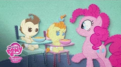 My Little Pony Polska - 'Foal Sitting 101' Ep