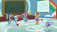 Ocellus leaves the classroom in tears S9E15