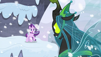"""Queen Chrysalis """"you'll pay for that!"""" S9E24"""